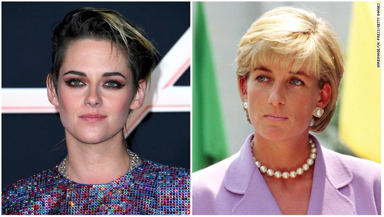 Kristen Stewart bị cho là chưa phù hợp để vào vai công nương Diana.