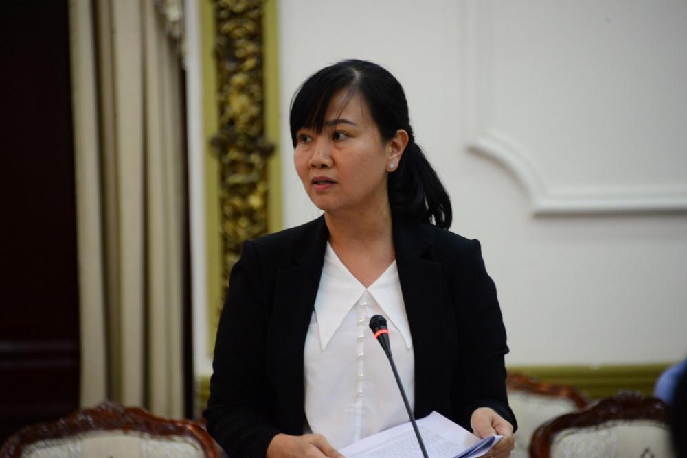 Bà Phạm Quỳnh Anh