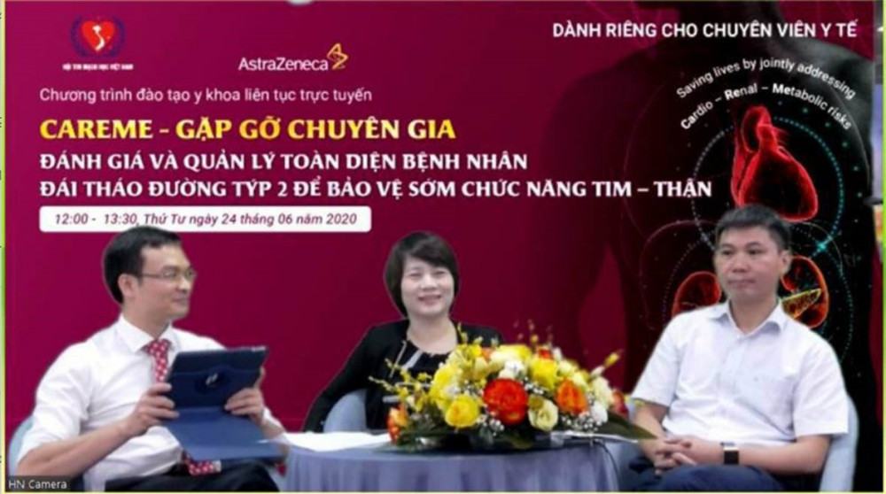 Ảnh do AstraZeneca Việt Nam cung cấp