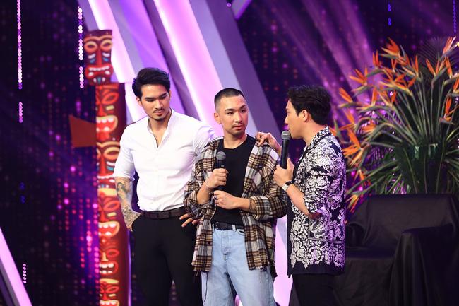 Johnny Trần (bìa trái) trở lại ở mùa 3 và gây sốc khi tuyên bố mình là trai thẳng trong khi ở mùa trước anh tự nhận là người song tính