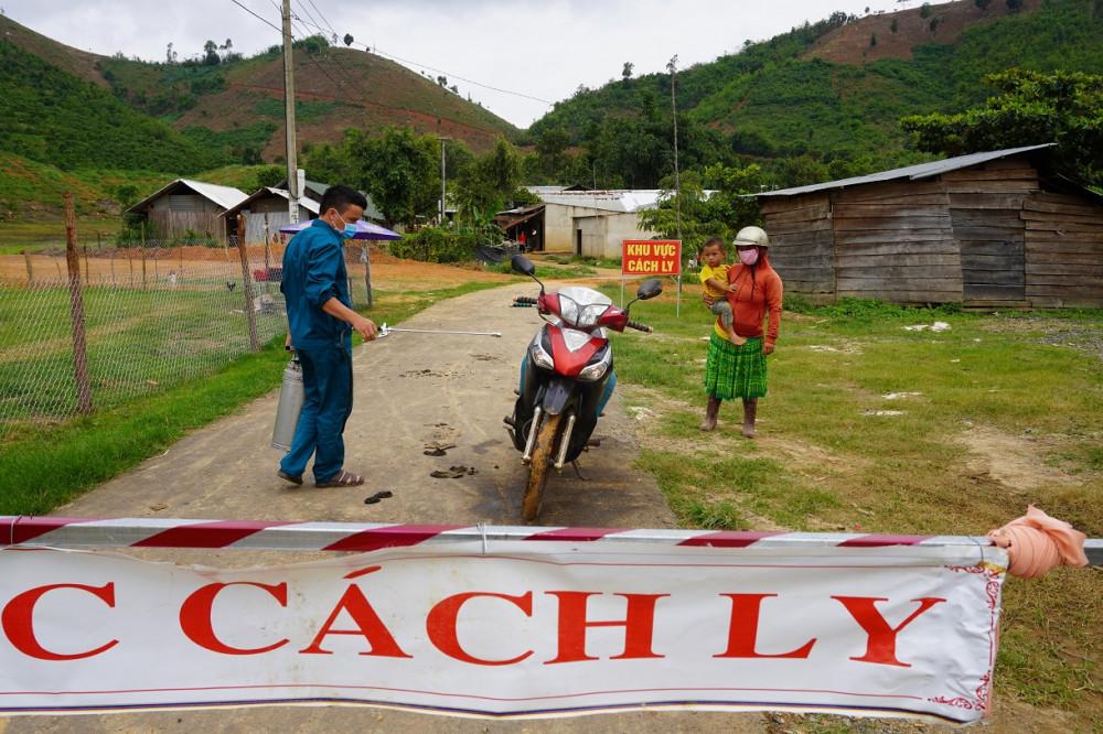 Các ổ dịch bạch hầu tại tỉnh Đắk Nông vẫn được kiểm soát nghiêm ngặt