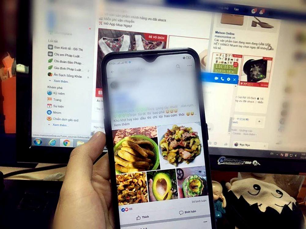 Mua thực phẩm qua mạng phát triển mạnh khi xảy ra dịch COVID-19, song người tiêu dùng lại chưa có nhiều kinh nghiệm với kênh mua sắm này