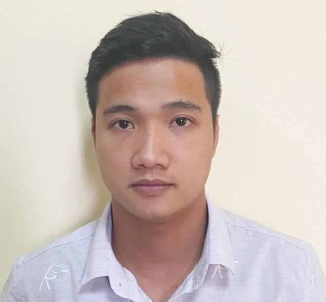 Đối tượng Nguyễn Minh Thắng.