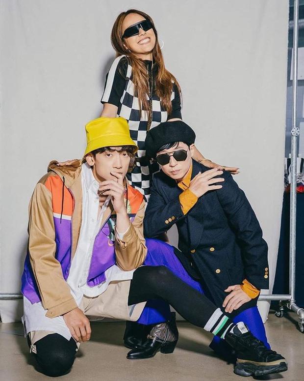 Tân binh khủng SSAK3 được kỳ vọng càn quét các bảng xếp hạng âm nhạc Hàn Quốc trong tháng 7.