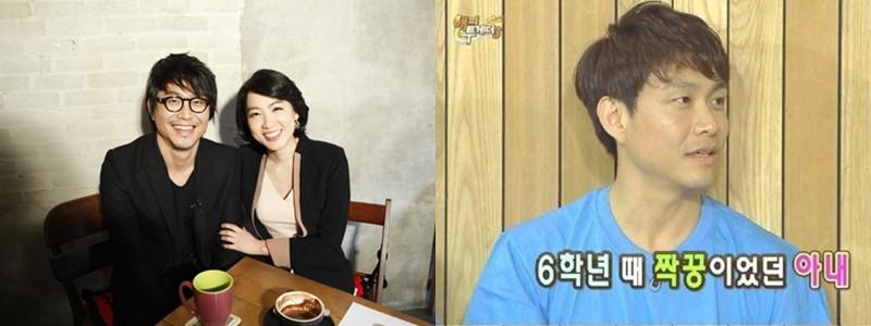 Oh Jung-se kể về mối tình lãng mạn cùng vợ trong Happy Together.