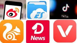 Một số nước đang xem xét cấm các ứng dụng mạng xã hội của Trung Quốc vì nguy cơ bảo mật, an ninh quốc gia.