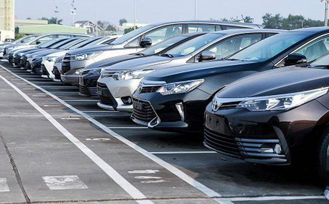 biển số ô tô kinh doanh vận tải sẽ có nền màu vàng, chữ và số màu đen
