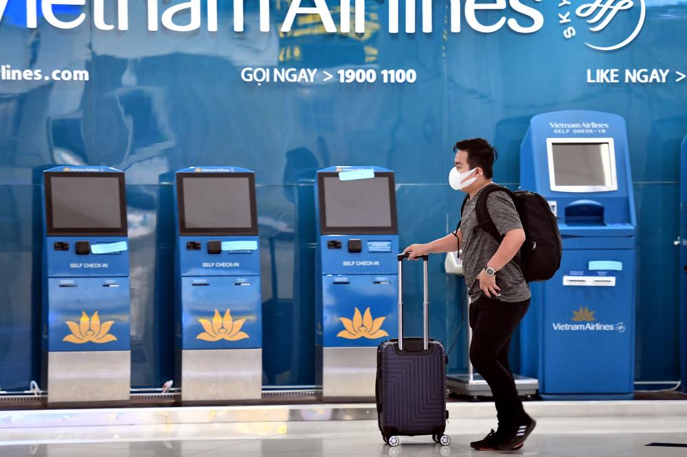 Hàng không khuyến khích làm thủ tục sớm trước giờ dự kiến khởi hành 2 tiếng để đảm bảo công tác bay. Ảnh: VNA