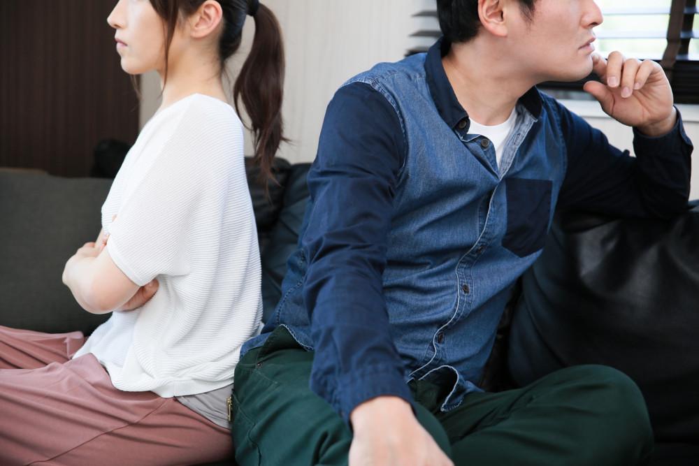 Quyết định ly hôn đột ngột với nhiều người, nhưng nó là mong ước âm ỉ trong chị từ lâu. Ảnh minh họa