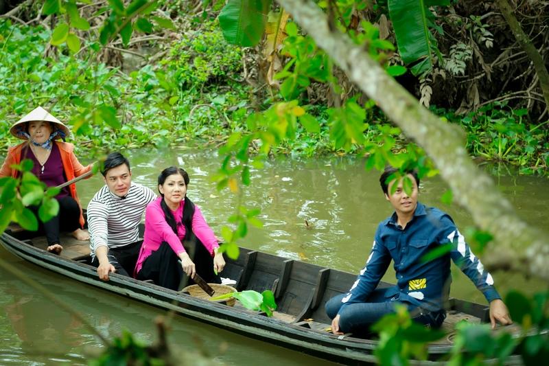 Những chuyến lưu diễn ở miền Tây sông nước luôn gợi cho NS ƯT Phượng Loan nhiều kỷ niệm