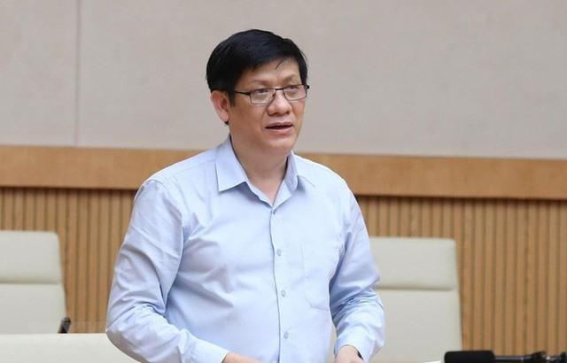 Ngày 7/7, ông Nguyễn Thanh Long được bổ nhiệm giữ chức Bộ trưởng Bộ Y tế