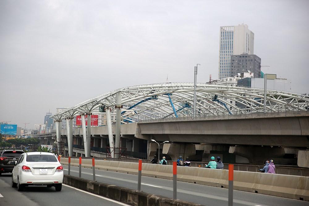 Các dự án Metro 1, 2 mới được điều chỉnh phê duyệt tổng mức đầu tư nhưng còn một số nội dung cũng đang chuẩn bị kế hoạch nhà thầu nên chưa giải ngân được đồng nào.