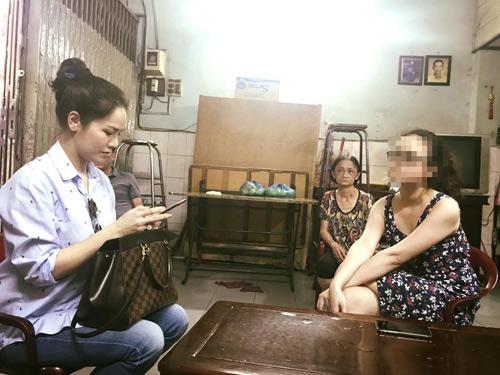Nhật Kim Anh tìm đến nhà antifan để làm rõ sự việc hồi tháng 1/2018