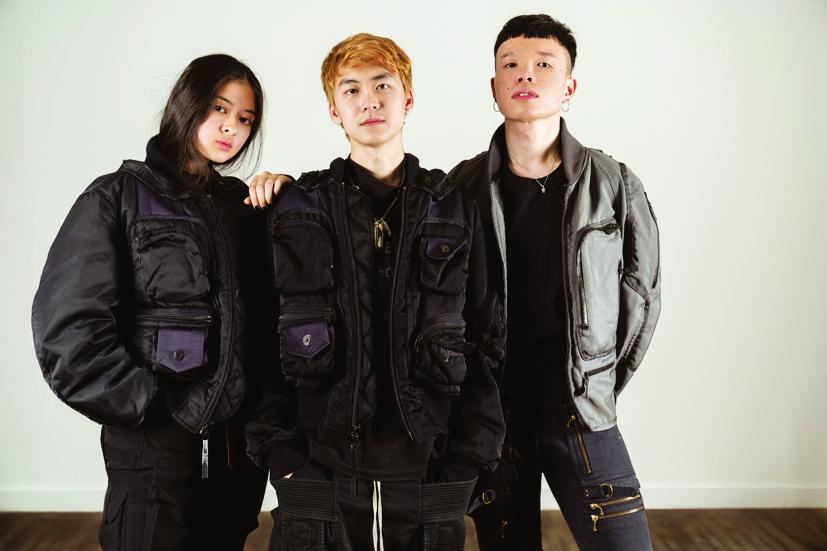 3 thành viên của Hidden Archive