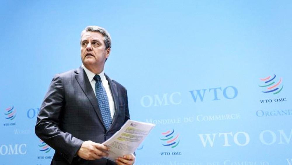 Sự ra đi sớm của Tổng giám đốc WTO - ông Roberto Azevedo - đã gây ra cuộc đua tranh quyết liệt cho vị trí người kế nhiệm