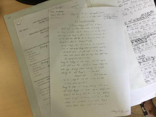 Khi ký hợp đồng mua bán nhà, đất bằng giấy viết tay phải tìm hiểu về giá trị pháp lý