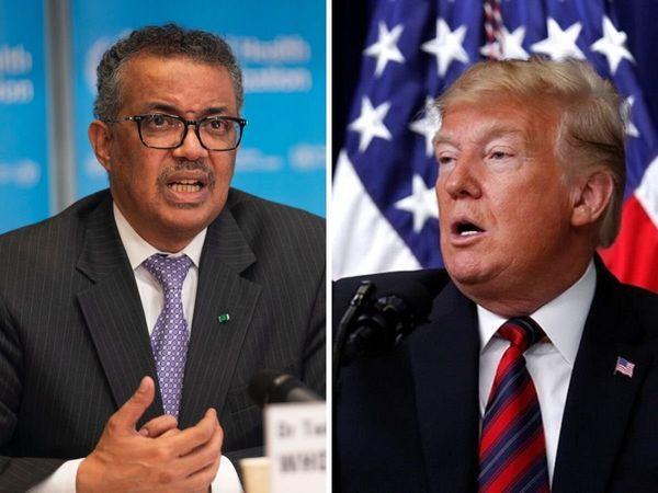 Tổng giám đốc WHO đưa ra lời kêu gọi đoàn kết đầy cảm xúc sau khi Mỹ - quốc gia đóng góp nhiều nhất cho tổ chức - tuyến bố rời đi vào ngày 6/7/2021.