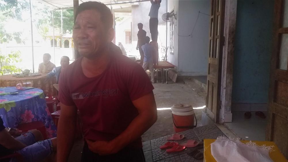 Người thân gia đình chị Đào và cháu Th. mong muốn cơ quan chức năng truy tìm chiếc tàu và người liên quan gây ra vụ thảm nạn cho gia đình