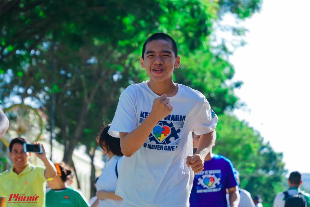 7.000 vận động viên tham gia ngày chạy gồm nhiều đơn vị trên địa bàn TPHCM