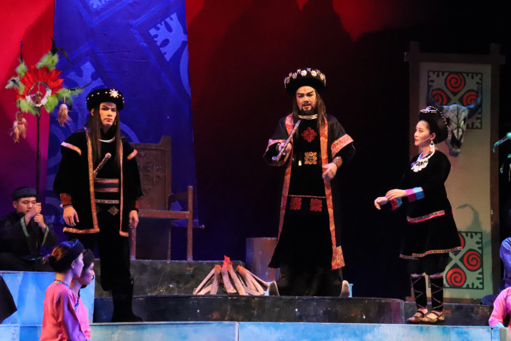 Chuyện tình Khau Vai 'tái ngộ'' khán giả Hà Nội sau 7 năm với sự phối hợp của nghệ sĩ hai miền Nam - Bắc