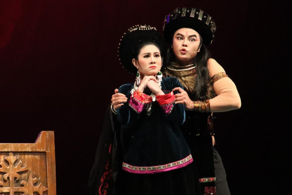 Sự xuất hiện ấn tượng của nghệ sĩ cải lương miền Nam trên sân khấu Hà Nội