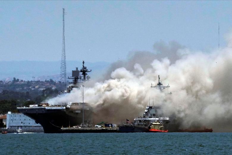 Theo thông tin từ đài truyền hình San Diego KGTV (một chi nhánh của ABC News