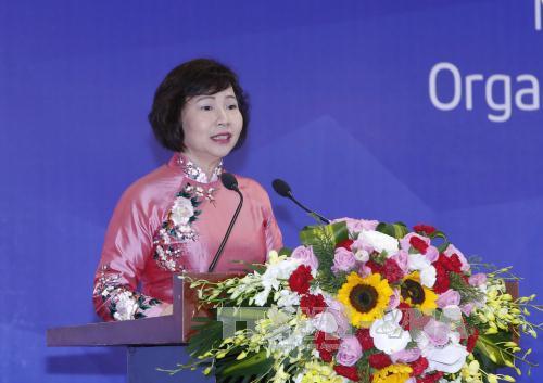 Bộ Công an vừa ra quyết định truy nã cựu Thứ trưởng Bộ Công thương Hồ Thị Kim Thoa