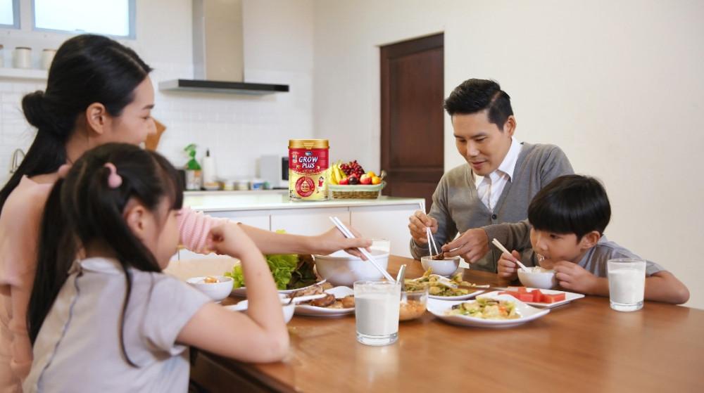 Sản phẩm được chứng nhận lâm sàng giúp trẻ suy dinh dưỡng, thấp còi tăng cân sau 3 tháng. Ảnh: Vinamilk