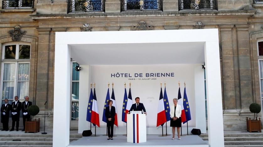 Quốc khánh năm nay, Pháp đưa vào nội dung mới - tôn vinh những người dân hy sinh dũng cảm vì COVID-19 - Ảnh: Getty Images