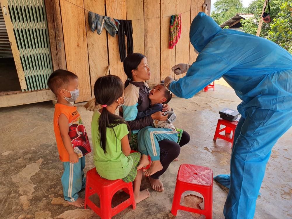 Ngành Y tế tỉnh Đắk Lắk triển khai các biên pháp phòng chống bệnh bạch hầu