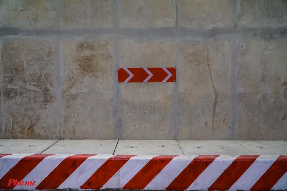 Bảng tính hiệu chỉ hướng do hầm có đoạn công