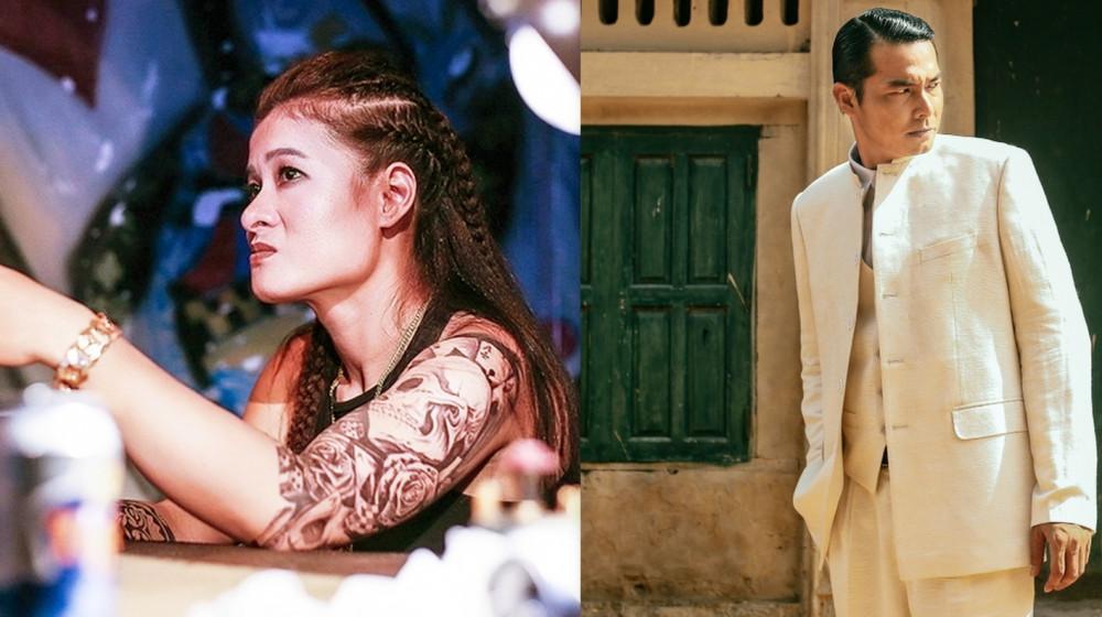 Những nhân vật phản diện gây ấn tượng trên màn ảnh rộng Việt Nam như Thanh Sói (phim Hai Phượng) hay Hùng (phim Người bất tử) khá hiếm