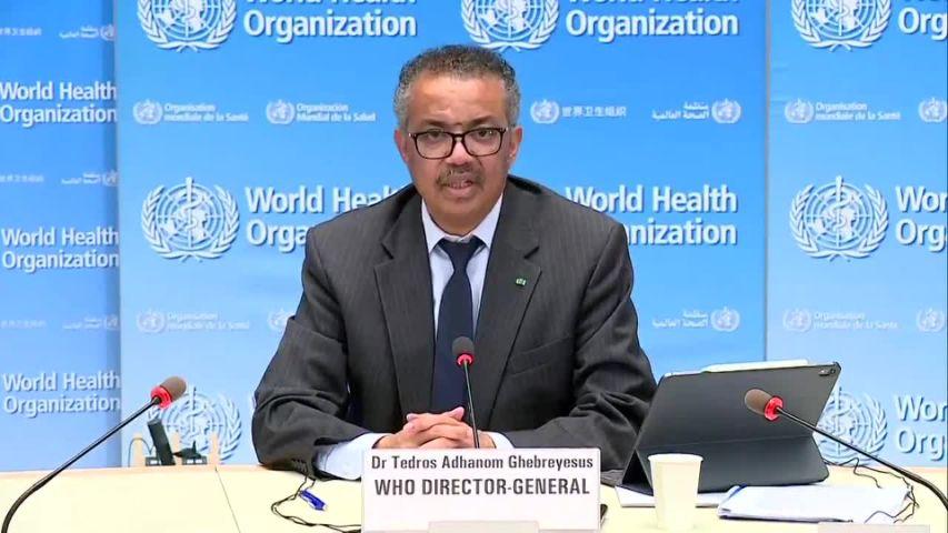 Tổng giám đốc WHO cảnh báo dịch COVID-19 tồi tệ hơn khi nhiều nước đi sai hướng.