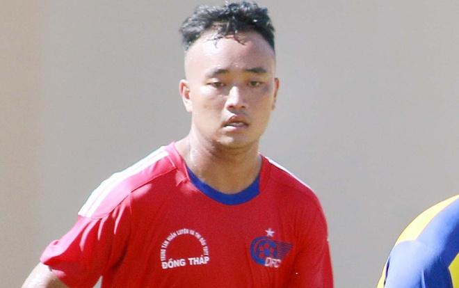 Huỳnh Văn Tiến bị FÌA cấm thi đấu 5 năm do cầm đầu,rủ rê đồng đội ở U21 Đồng Tháp cá cược