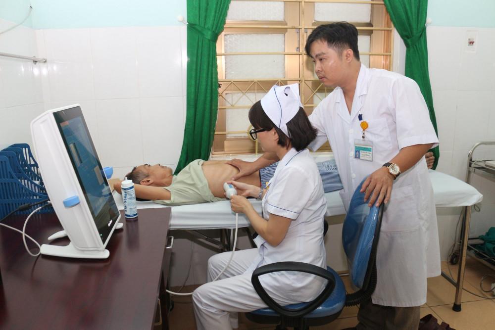 Bệnh viện Đa khoa tỉnh Tuyên Quang truyền thông để thực hiện quy định nói không với phong bì