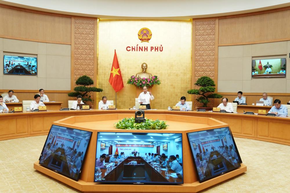 Thủ tướng Nguyễn Xuân Phúc sẽ trực tiếp chỉ đạo đoàn công tác.