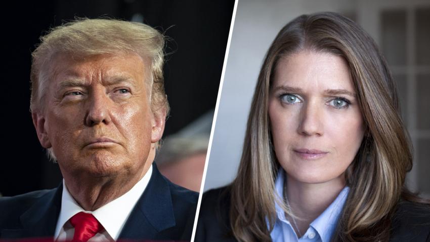 Donald Trump chỉ trích cháu gái Mary Trump viết sai sự thật trong cuốn sách cô vừa phát hành ít ngày.