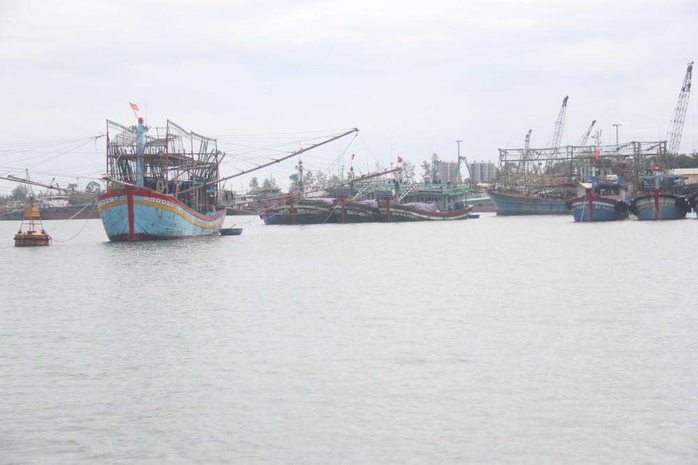 Đại diện Công ty cổ phần vận tải Vinacomin đã nhận lỗi và chịu trách nhiệm và cam kết sẽ cùng ngư dân khắc phục hậu quả