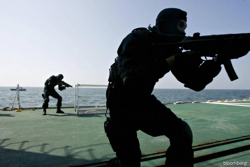 Căng thẳng Biển Đông khiến nạn cướp biển châu Á tăng cao