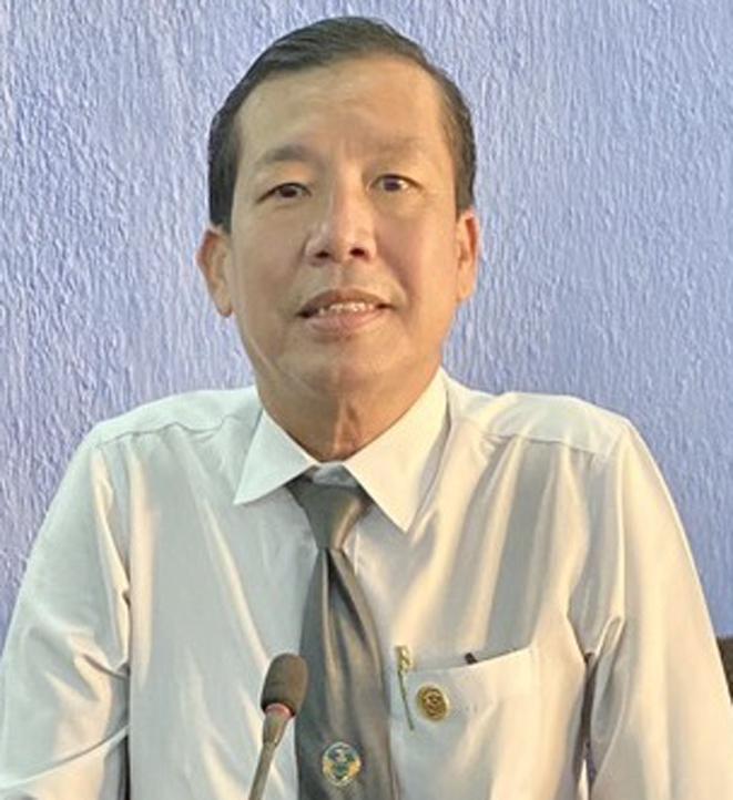 Luật sư Nguyễn Đăng Vỹ