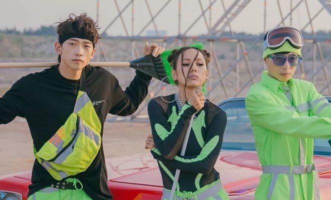 Tân binh khủng SSAK3 oanh tác các bảng xếp hạng âm nhạc Kpop.