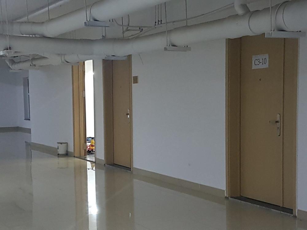 Các căn hộ tại Tầng 3 chủ đầu tư xây sai phép