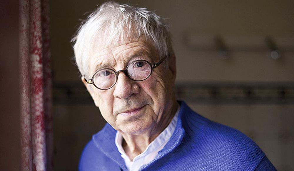 Nhà văn Jean-Louis Fournier