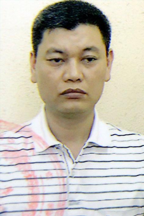 Bị can Nguyễn Anh Ngọc. Ảnh: CA