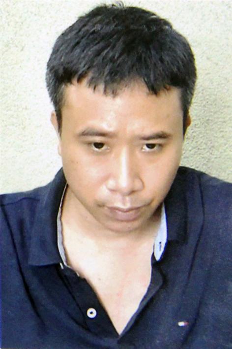 Bị can Phạm Quang Dũng. Ảnh: CA