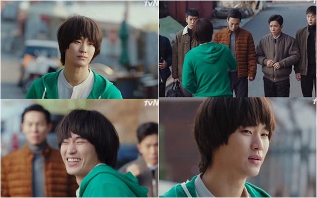 Kim Soo Hyun xuất hiện với tư cách diễn viên khách mời trong Hạ cánh nơi anh.