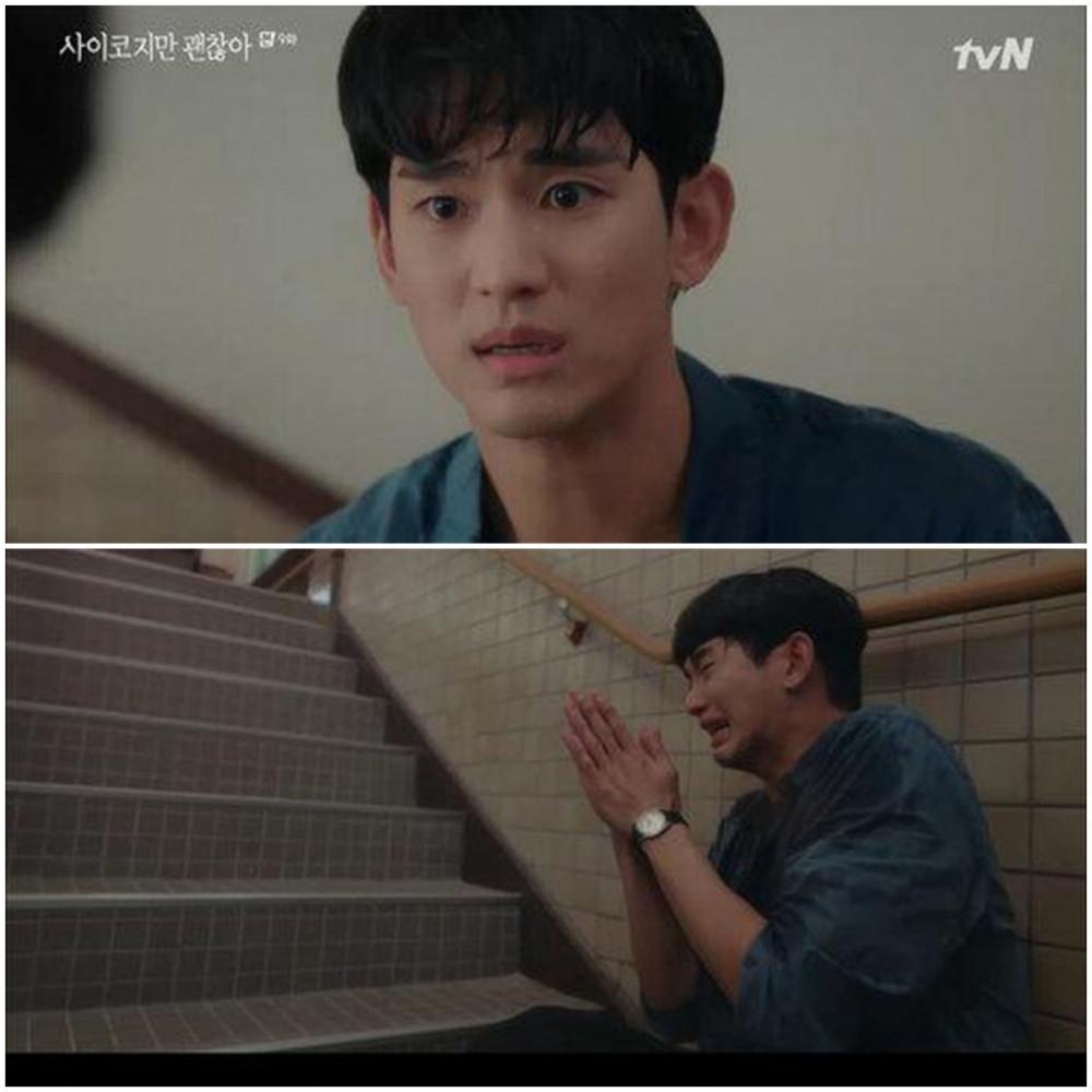 Tài năng diễn xuất đỉnh cao của Kim Soo Hyun trong Điên thì có sao.