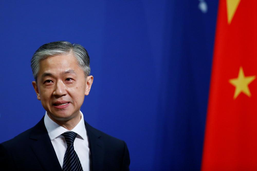 Người phát ngôn bộ Ngoại giao Trung Quốc Wang Wenbin lên tiếng chỉ trích quyết định từ Mỹ, cảnh báo rằng Trung Quốc sẽ đáp trả.