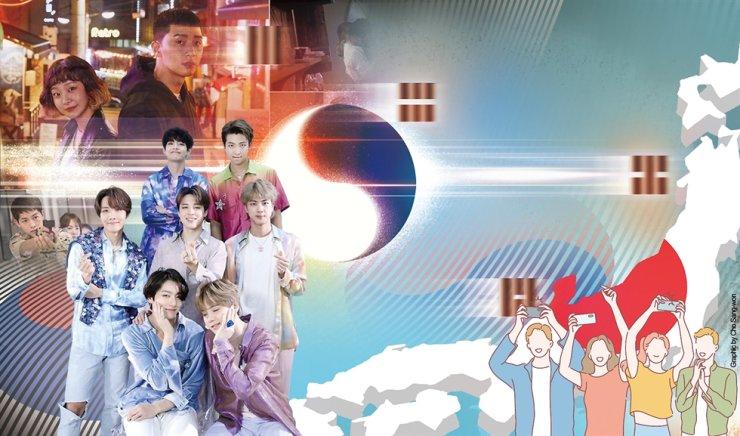 Ngành công nghiệp giải trí Hàn Quốc hồi sinh mạnh mẽ tại Nhật Bản.