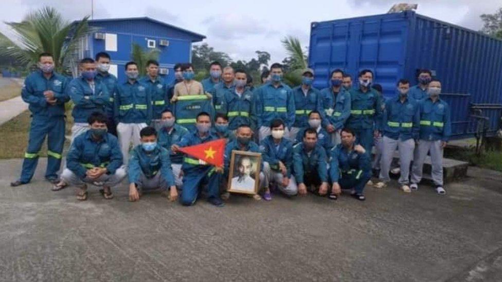 Toàn bộ công dân Việt ở Guinea Xích Đạo sau khi về nước sẽ được đưa về cách ly tại Bệnh viện Bệnh Nhiệt đới Trung ương